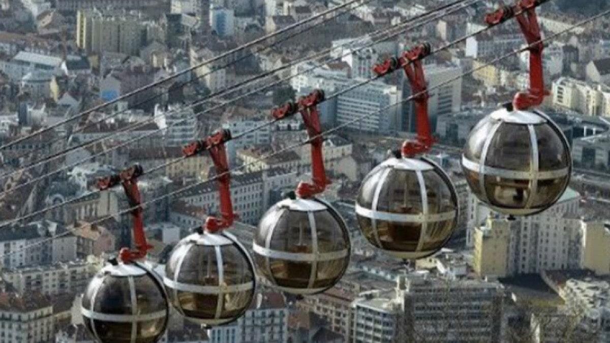 Le projet de télécabine à Lyon financé en partie par l'état