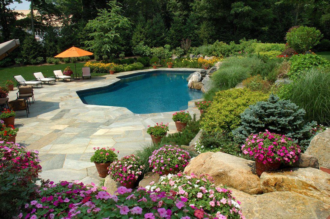fabulous pool deck ideas