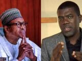 Buhari Under Fire In London As Protesters Want Him Out.