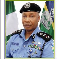 President Buhari Appoints New Inspector General Of Police.