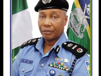 President Buhari appoints New IGP