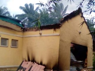 Another INEC office Burned Down ain IMO State
