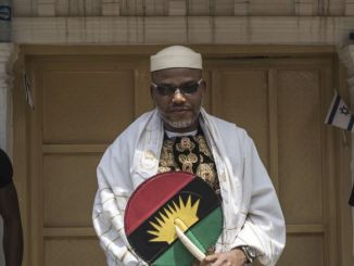 How Twitter Rejected Nigerian Govt's Request To Delete Nnamdi Kanu's Account