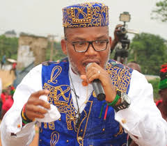 'Any Army Sent to South-East Will Die There' - Nnamdi Kanu Reacts To Buhari's Speech
