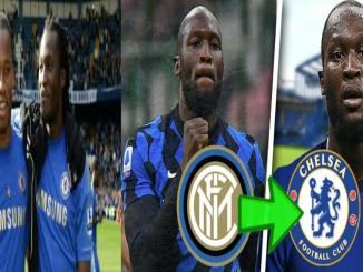 Inter Milan reportedly willing to listen to offers for Romelu Lukaku at£102.5m