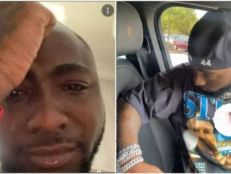 Davido secures a job for late Obama DMW's son in his father's company