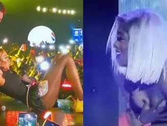 5 Times Tiwa Savage's Clothes Embarrassed Her (Photos)