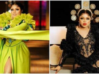 Bobrisky Flaunts Hips in Sizzling Photo as He Finally Clocks 30, Nigerians Celebrate With Him