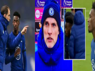 Why Hudson-Odoi was not allowed to leave