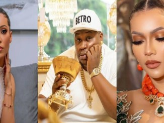 Cubana Chiefpriest continues to drag Maria to filth over husband snatching