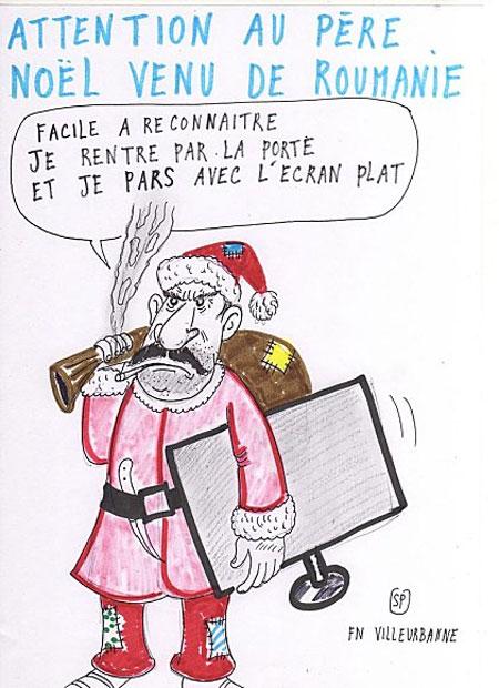 Des Caricatures Racistes Sur Le Blog Dun Responsable FN
