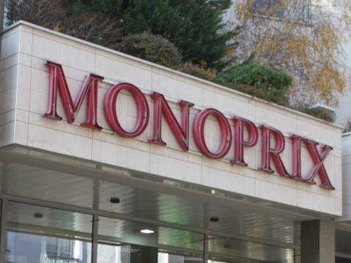 Lyon Certains Magasins Monoprix Sommes De Fermer A 21h