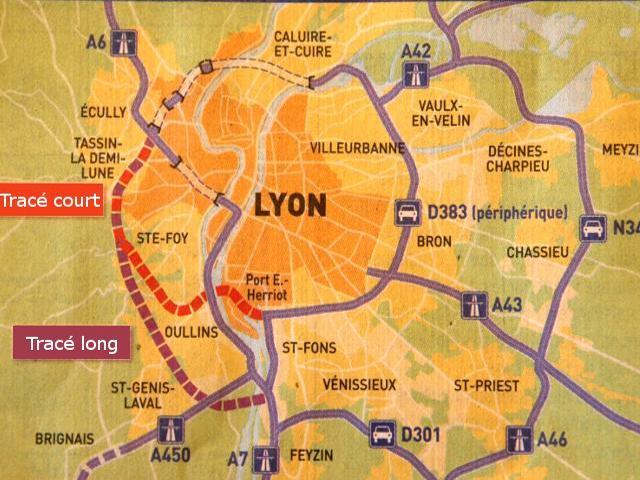 TOP Dpart Au Bouclage Du Priphrique De Lyon
