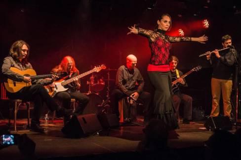 Le groupe était en concert à l'Escale, mardi. Prochain spectacle avec Oncle Phil.