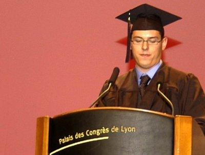 IDRAC 2003 La Fte Des Diplms Sur Lyon People