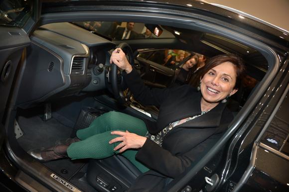 Lancement Des Nouvelles Lexus Hybdrides Thierry Lhermitte