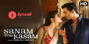 Sanam Teri Kasam Title Song lyrics