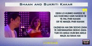Gazab Ka Hai Din+Bawara Mann Mixtape lyrics