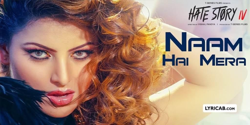 Naam Hai Mera song lyrics