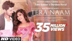Tera Naam Lyrics In Hindi & English