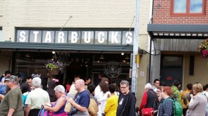 The very first Starbucks