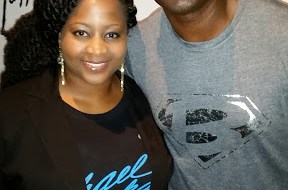 Brian McKnight and Tiye