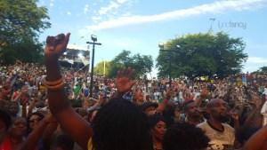 Artscape crowd