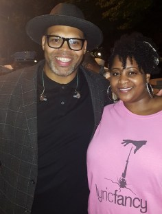 Eric Roberson and Tiye