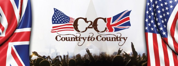 Your Hottest Country Playlist: C2C Festival Stage Special - 19th February