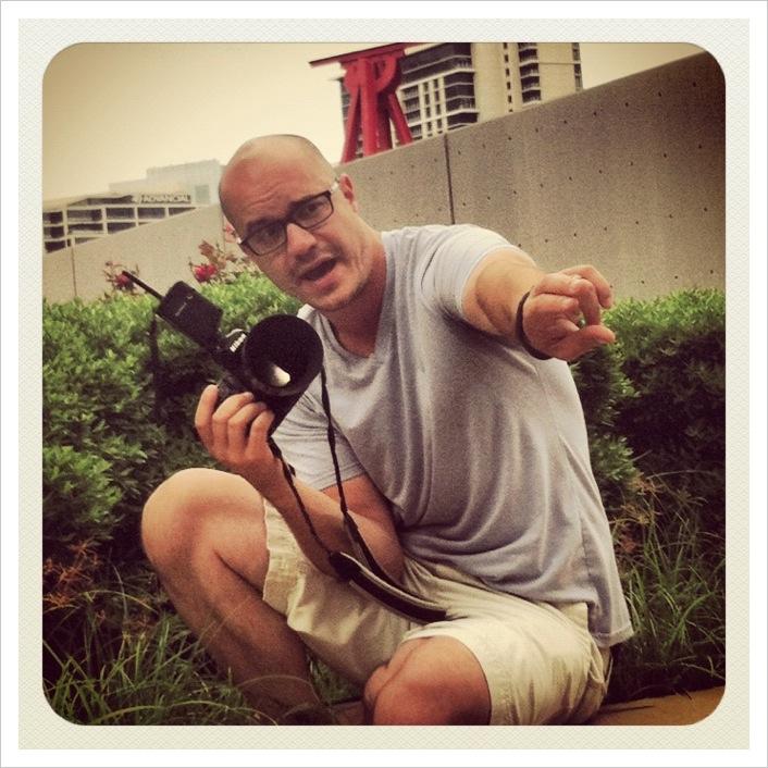 Photographer Justin Goode