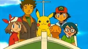 Banna Main Chahoon Hero - Pokemon Advanced Generation, Pokemon Lyrics