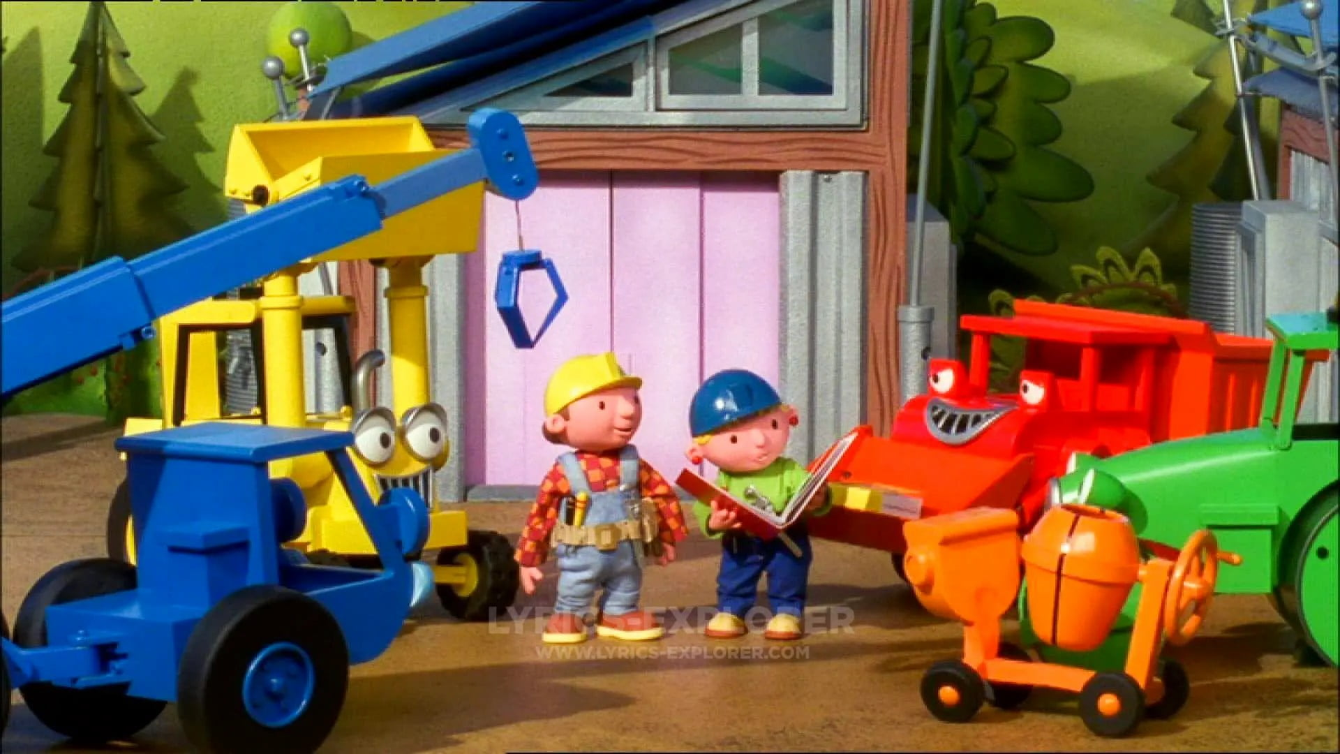 You are currently viewing Bob The Builder intro song lyrics
