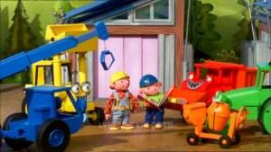 Bob The Builder intro song lyrics