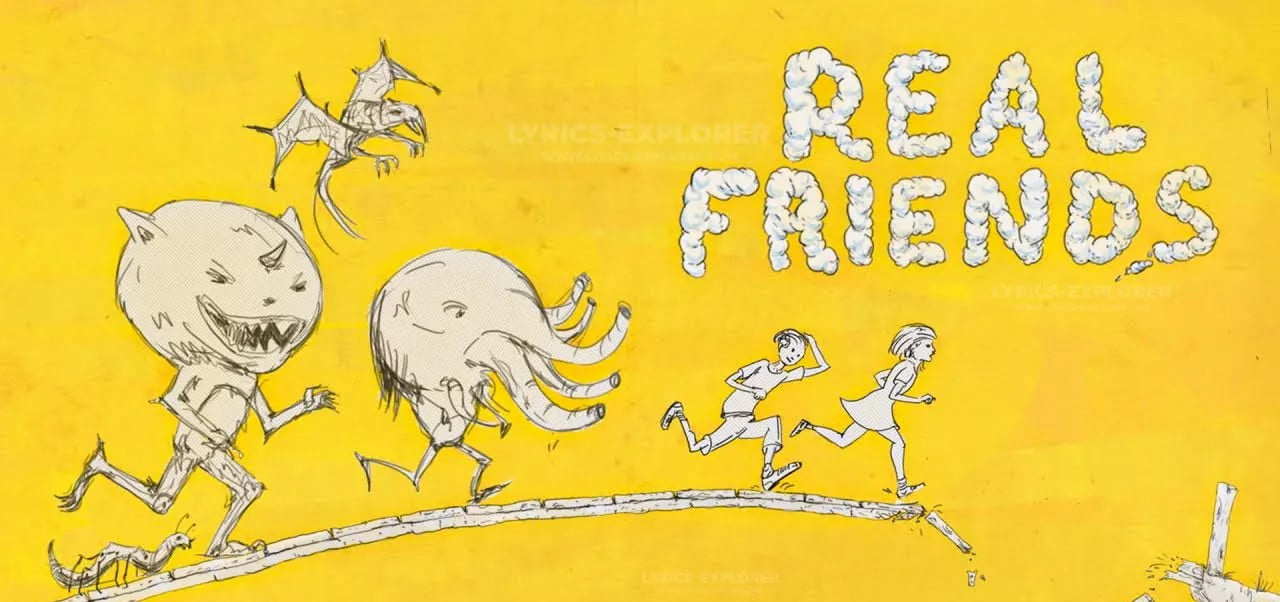 You are currently viewing Real Friends Lyrics in English – Camila Cabello Lyrics