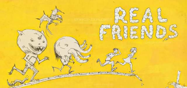 Real Friends Lyrics in English - Camila Cabello Lyrics