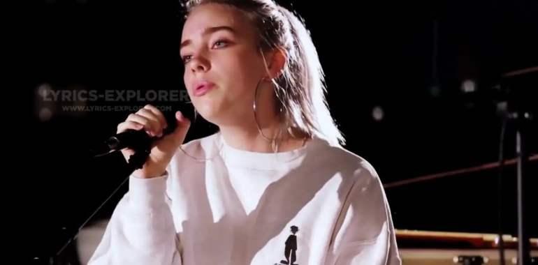Six Feet Under Lyrics in English - Billie Eilish Lyrics