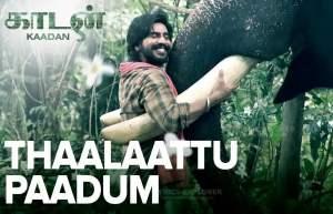 Read more about the article Thaalaattu Paadum Song Lyrics in English – Kaadan Tamil Lyrics Download in PDF