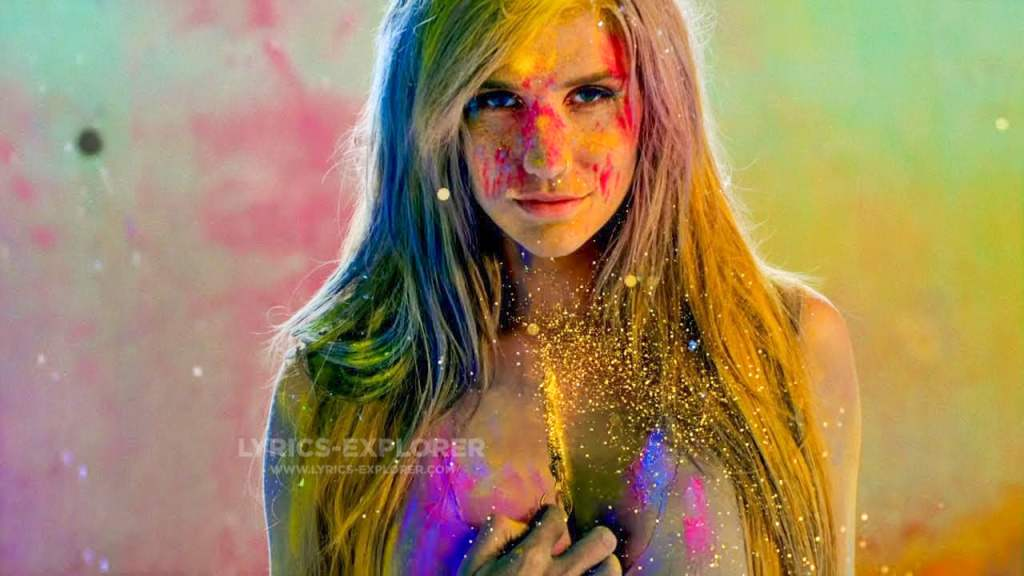 Take It Off - There's a place downtown Where the freaks all come around Kesha Lyrics
