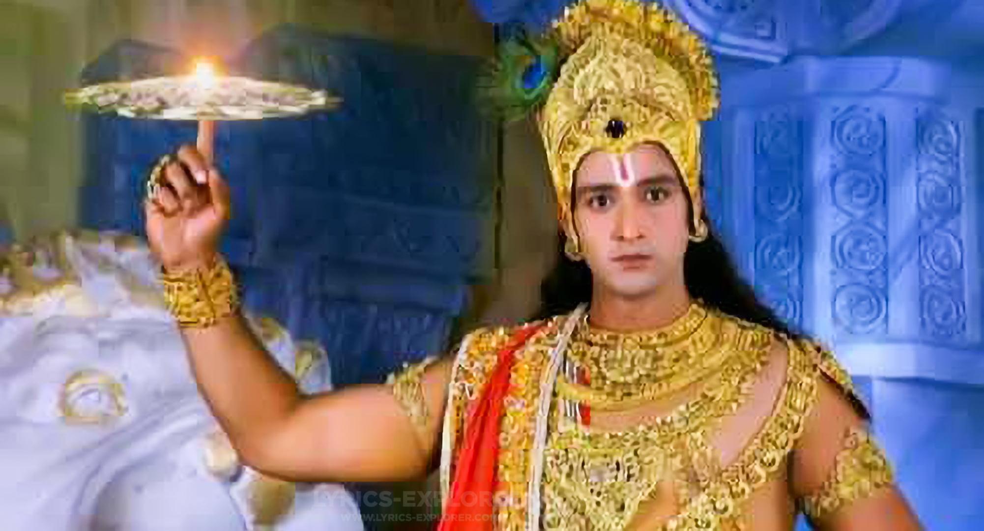 You are currently viewing Dharmecha Shlok Song Lyrics
