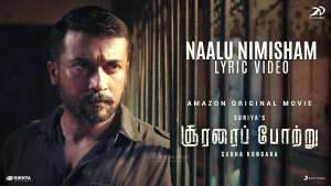 Read more about the article Naalu Nimisham Lyrics in English – Soorarai Pottru Lyrics Free Download