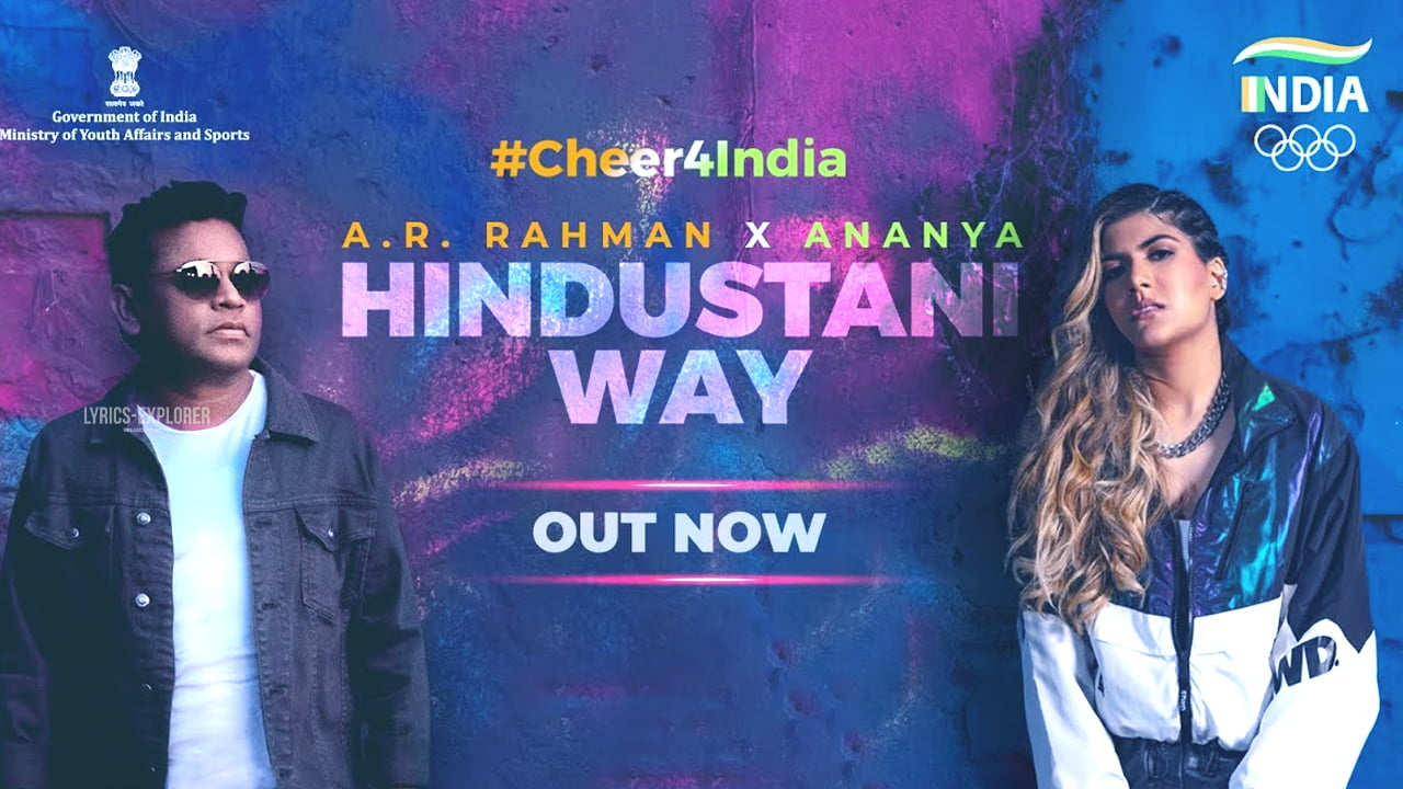 You are currently viewing Hindustani Way Lyrics in English