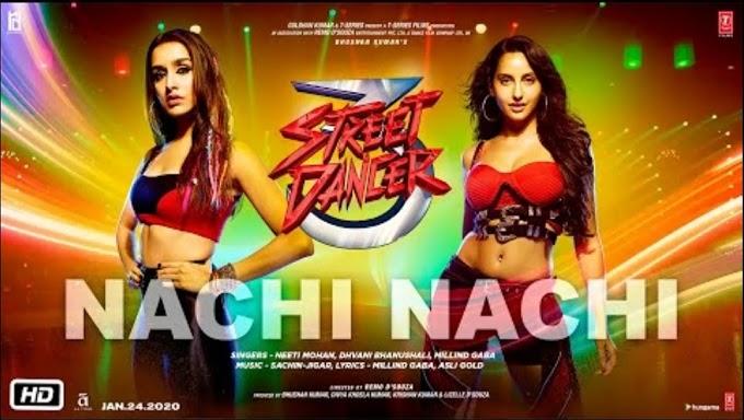 Nachi Nachi Lyrics in Hindi
