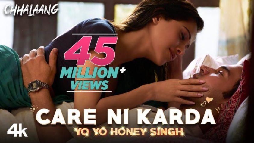 Care Ni Karda Hindi Lyrics