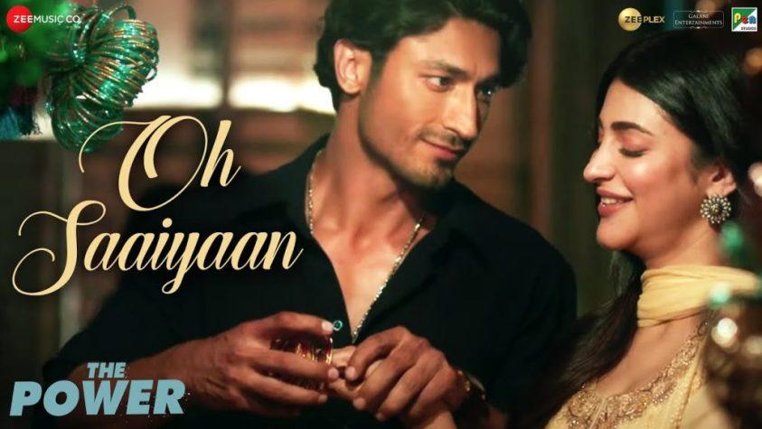 Oh Saaiyaan lyrics in Hindi