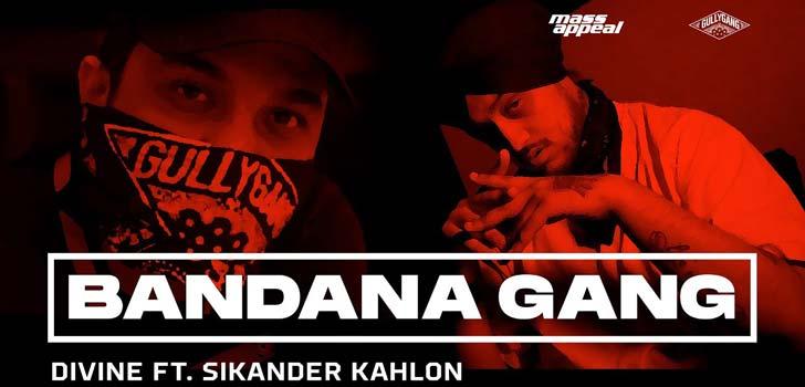 Photo of BANDANA GANG LYRICS – DIVINE – LyricsBull.com