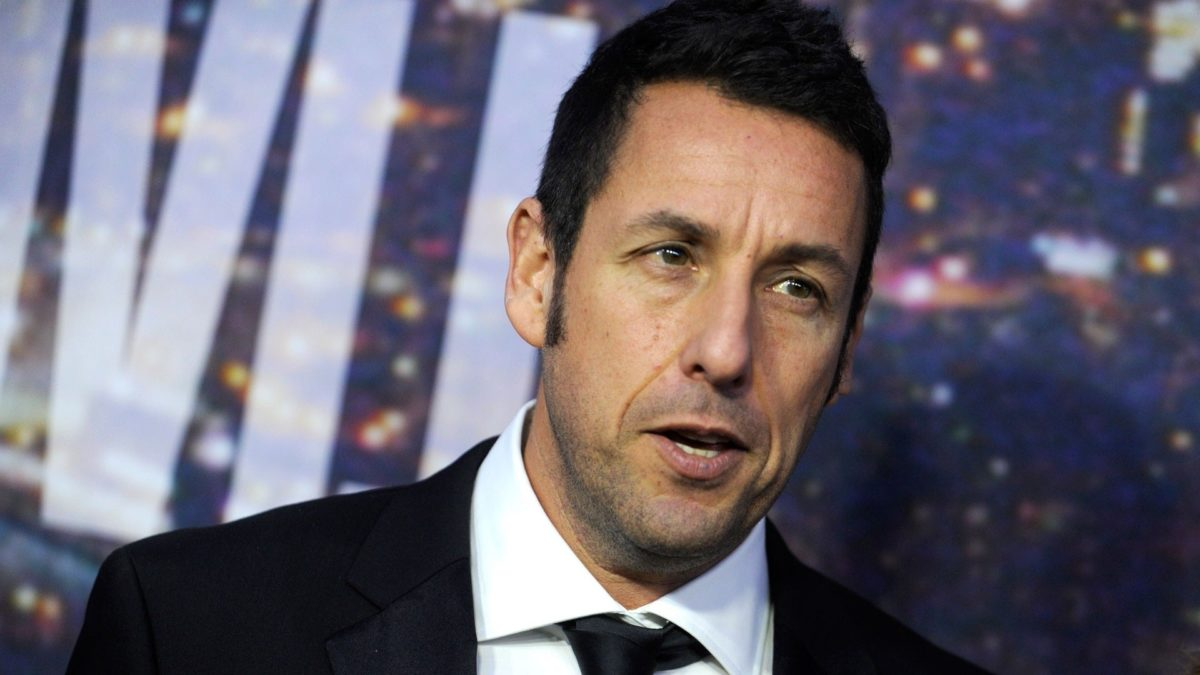 Adam sandler mayor of pussy town