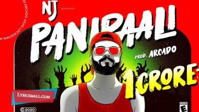 Photo of Panipaali Lyrics | NJ (Neeraj Madhav) | Prod. by Arcado | Spacemarley