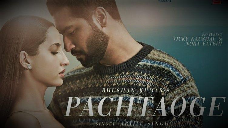 Arijit Singh – Pachtaoge Song Lyrics