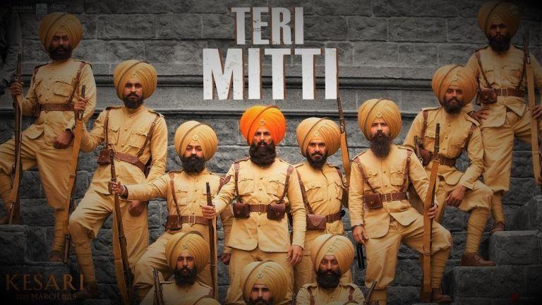 B Praak – Teri Mitti Lyrics