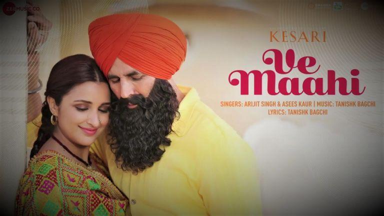 Arijit Singh – Ve Maahi Lyrics